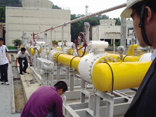波纹管安全阀调整安全技术操作流程