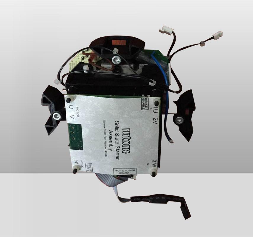 罗托克固态继电器+电源板