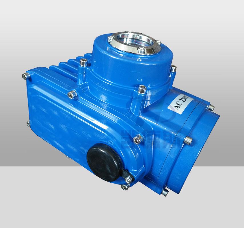 气动执行器与电动执行器的性能对比